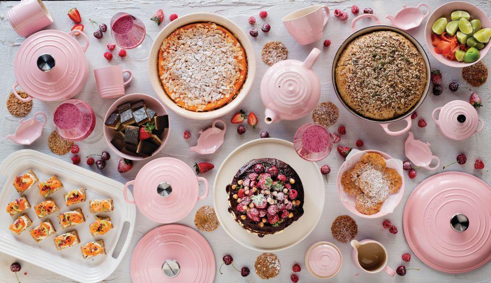 Food Table Shot