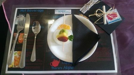 Cuppa 'Healthy Choices' Recipe Competition
